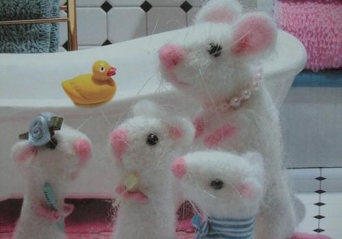 РАЗВИВАШКИ: «Умная семейка» - Все мышата знают время