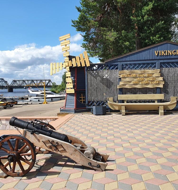 Porto Marine: отпраздновать день рождения у реки