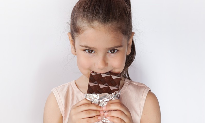 Полезен ли для ребёнка шоколад?