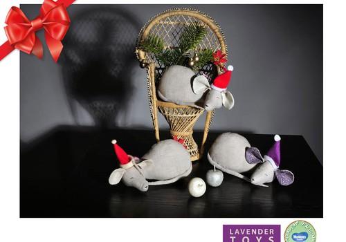 Праздничный каталог подарков Huggies®: Ароматные подарки от Lavendertoys