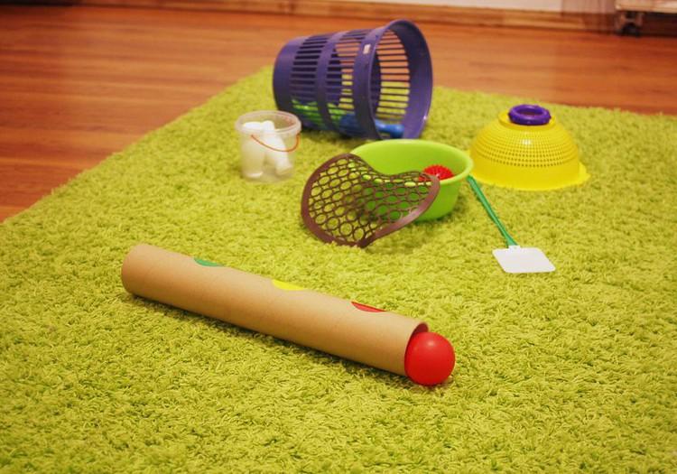 Креативно, практично, современно: Любой предмет - игрушка!