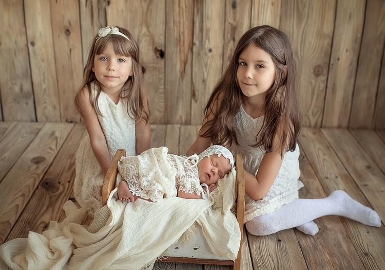 АЛИНА: Наш опыт фотосессии новорожденного