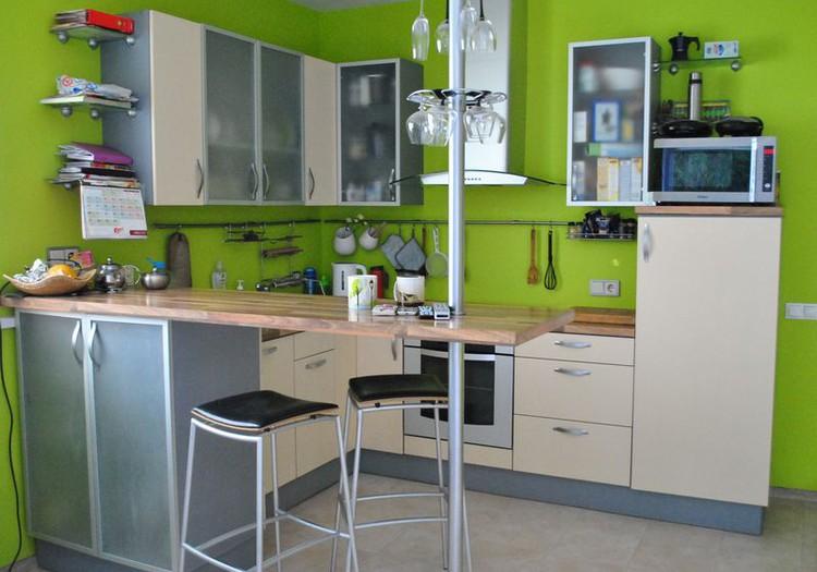 Место посиделок, «поболталок», «посмотрелок» - моя кухня!