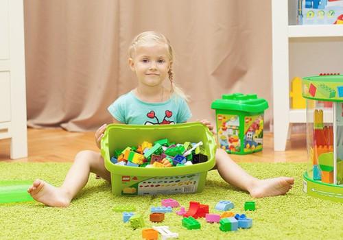 Результаты опроса об игрушках