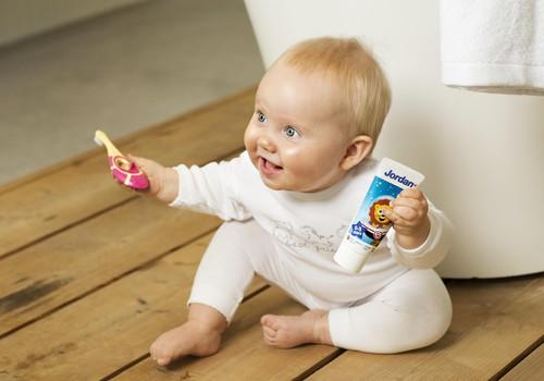 Запишись на тестирование ОДНОГО ИЗ 10 тюбиков зубной пасты JORDAN Dental для детей!