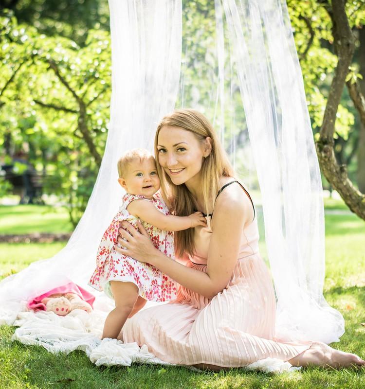 ПАУЛА КИННЕ: Фотографировать семьи - моё призвание!