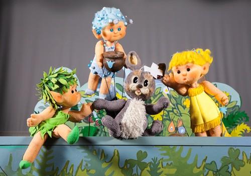 КОНКУРС: Расскажите, как вы готовитесь к детскому саду и выиграйте билеты в Кукольный театр!