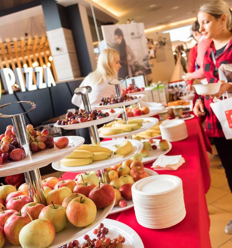 Уже сегодня, 21 августа, с 11 до 14 - Завтрак мамочек в Spice!