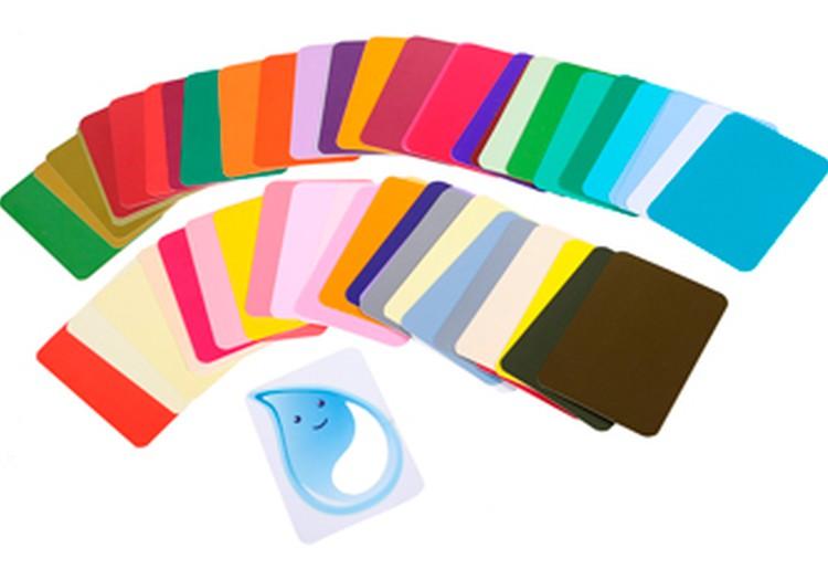 Учим цвета нейрофизиологически правильно