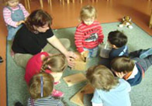Родители могут обменять место для ребенка в детском саду