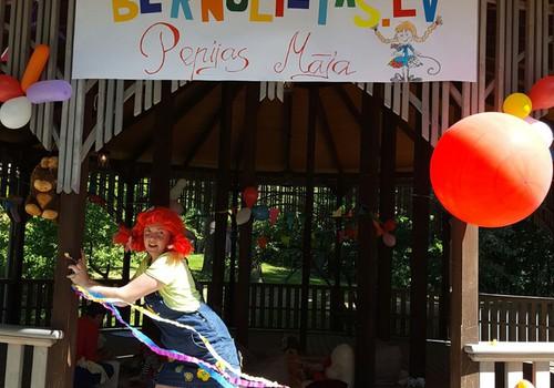 Пеппи ДлинныйЧулок будет ждать вас на фестивале в Чайном домике