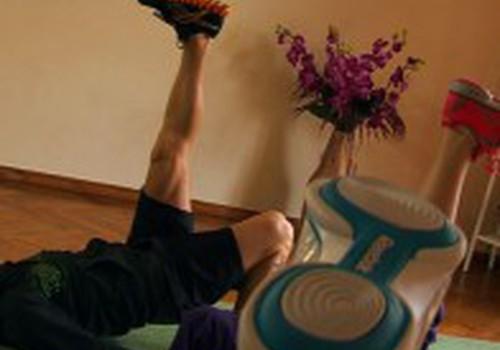ВИДЕО: упражнения для мамочек вместе с тренером Каспаром и Reebok Easy Tone