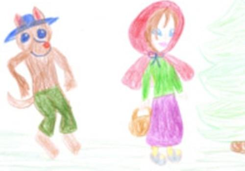 Посмотри галерею детских рисунков!