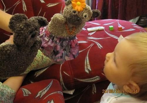 Как куклы могут помочь в развитии речи