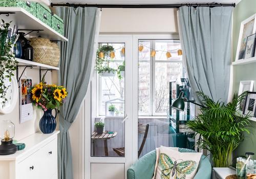 10 функций балкона: как всё уместить на паре квадратных метров?