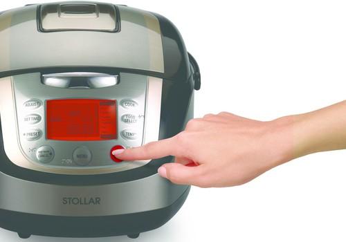 Выиграй практичную мультиварку для всей семьи Stollar BMC-600!