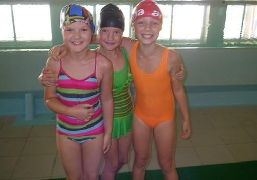 В бассейн, как на урок!