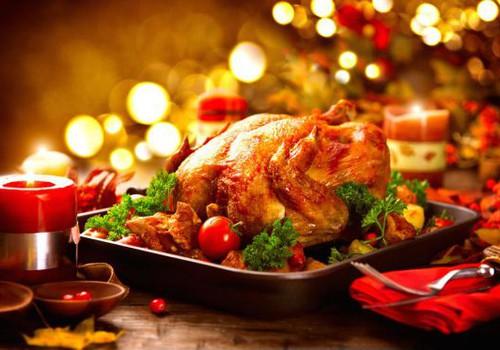Рождественское меню. Какое оно?