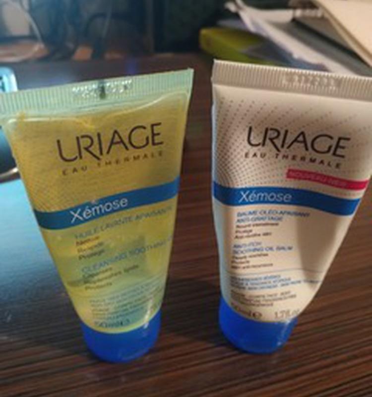 URIAGE - тест продуктов