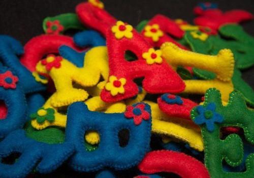 Детский алфавит развлечений
