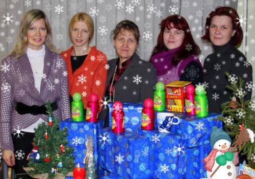 МК в Резекне принял участие в благотворительной рождественской акции