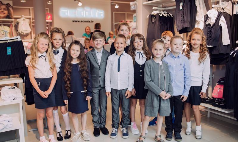 В Риге открылся магазин Acoola для детей!