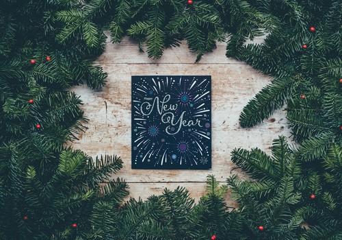 Мамин клуб поздравляет с Новым годом!