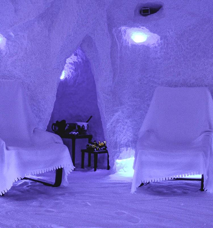 Соляная комната: опыт посещения