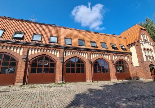 Латвийские каникулы: Музей пожарного дела Латвии