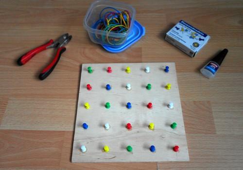 Развивающая игрушка hand-made – мастер-класс