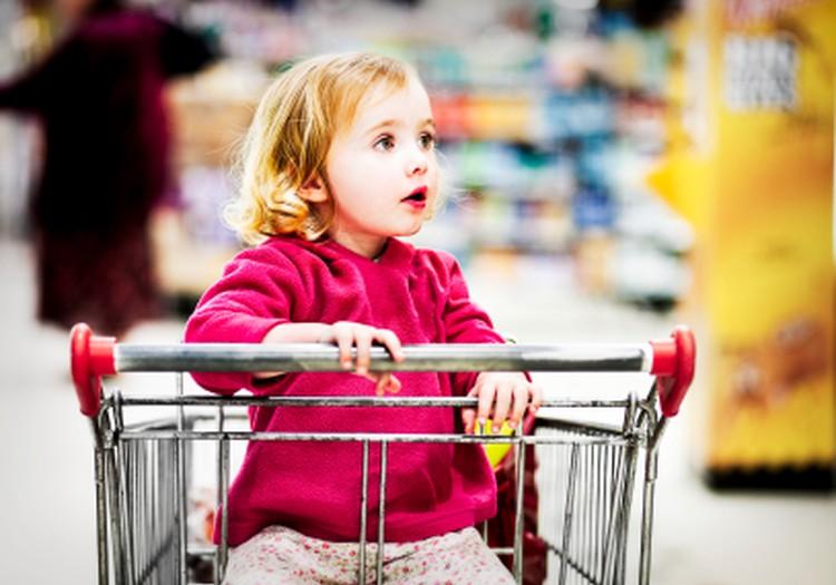 В магазин с ребенком без стресса