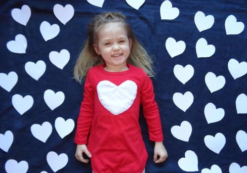 Валентинки и сердечные блюда ко Дню Св.Валентина