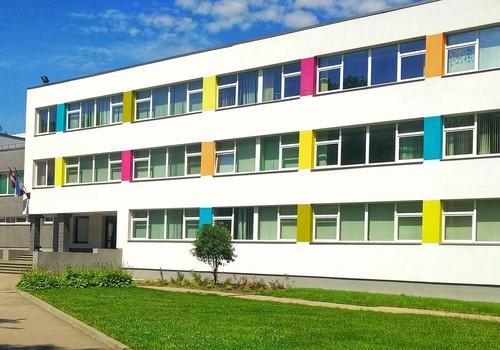 Школы Латвии: Рижская 96 средняя школа