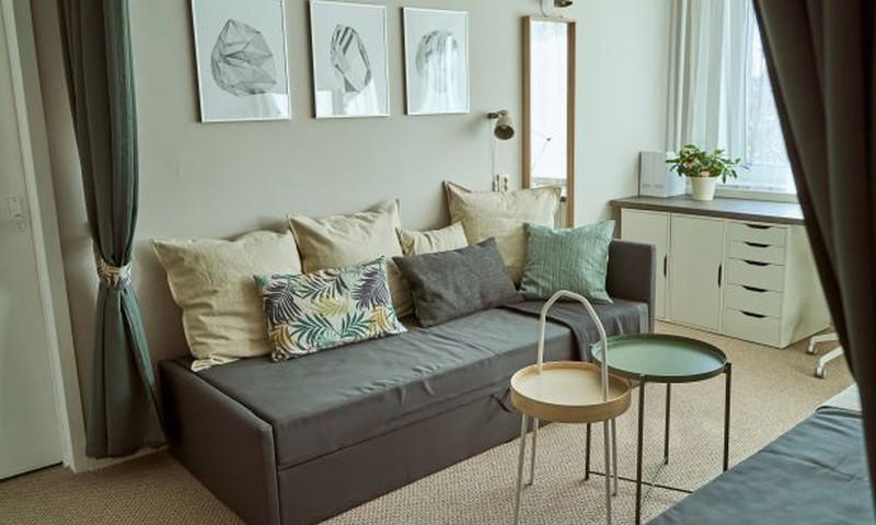 Невероятное перевоплощение: дизайнеры за пару дней полностью переделали квартиру со старым ремонтом