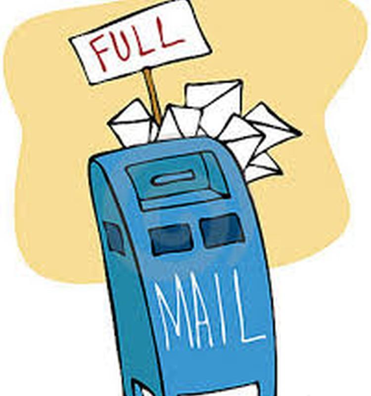 Открываю я свой почтовый ящик...