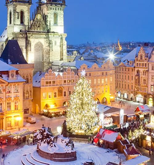 Йежишек и Ваноце. Рождество по-чешски (с рецептами)