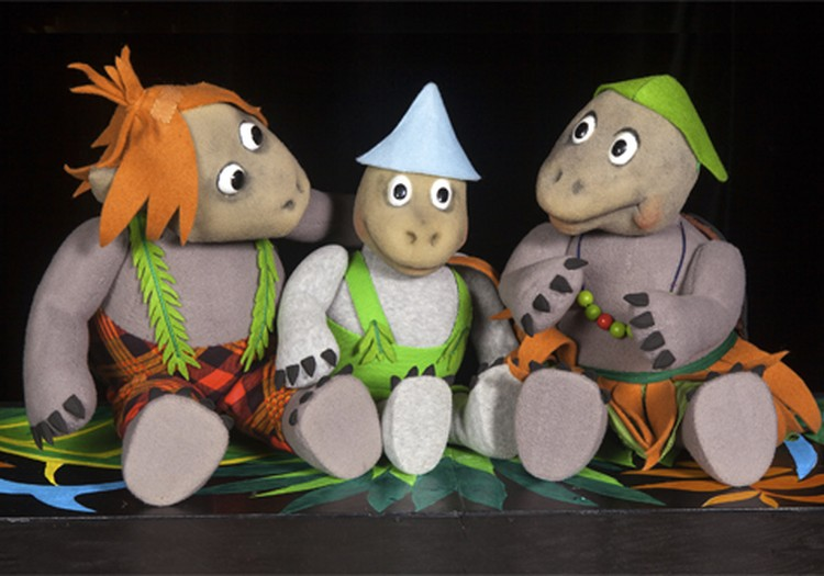Даша: кукольный театр