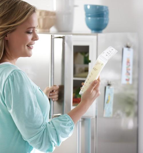 Участвуй в октябрьском тестировании пакетов для хранения грудного молока AVENT