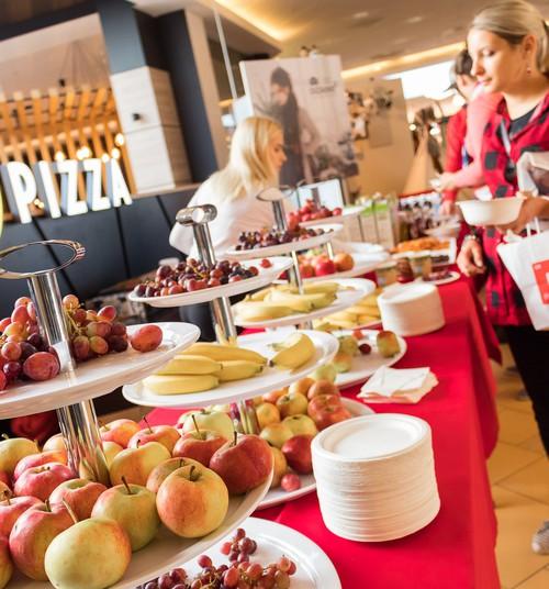 Уже в эту среду, 21 августа - Завтрак мамочек в Spice!