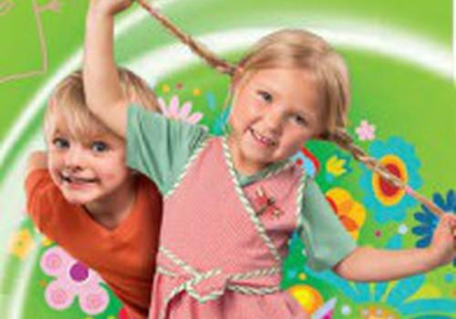 Bübchen Kids для маленьких шалунишек