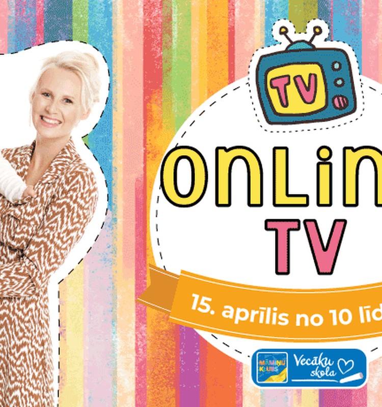 ОНЛАЙН ТВ Маминого клуба 15 апреля