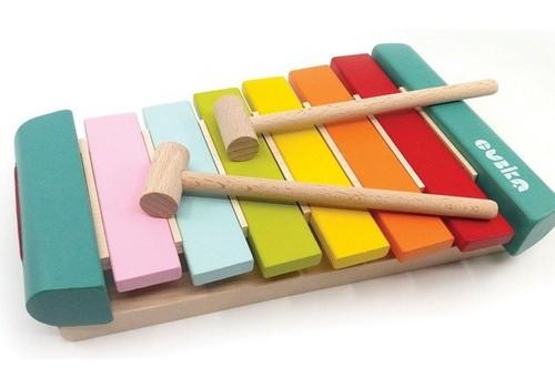 Естественное развитие с деревянными игрушками