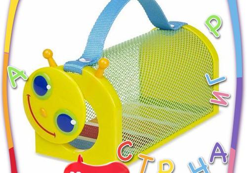 Необычная игрушка: Дом для насекомых