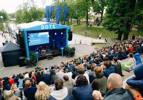 Дискуссии, лекции и дебаты– Фестиваль общения LAMPA разогревается в Ильгюциемсе