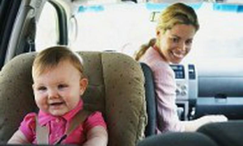 Привычки и ценности молодых родителей - автолюбителей