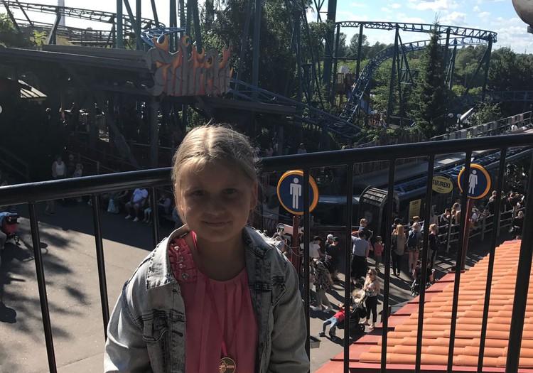 Хельсинки - Парк аттракционов Линнанмяки
