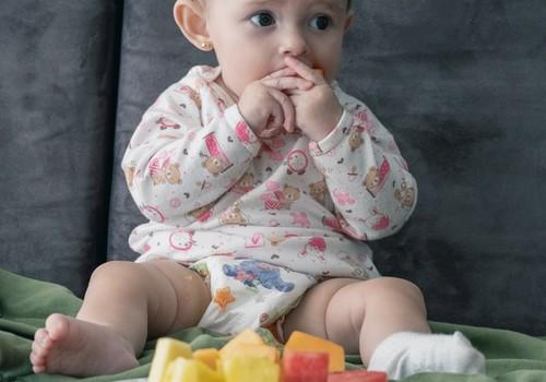 Молочные продукты для малыша - какие и где?