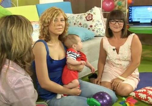 ВИДЕО: Интервью с педиатром Ларисой Захаровой о лете малыша