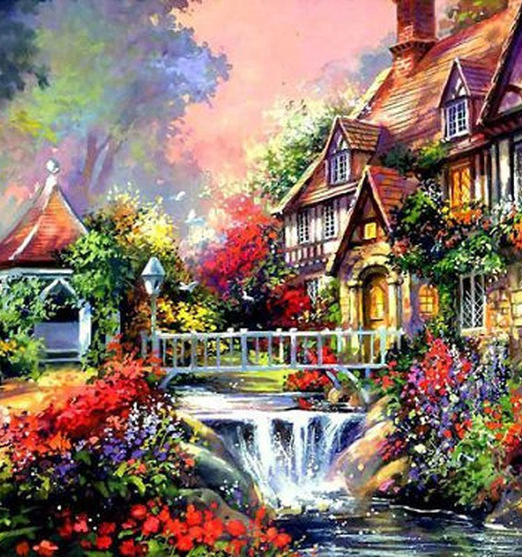 Подарите мужу Дом, в котором живет Любовь!