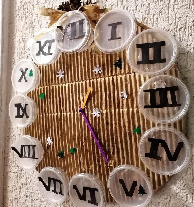 Адвент- календарь дома с мамой